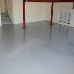 Epoxy Flooring For Garage Floors White Coatings Industrial