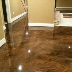 Epoxy Paint For Basement Floors Harmonconcrete Our