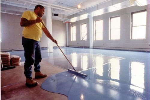 Epoxy Paint The Best Garage Floor Durable And Stylish