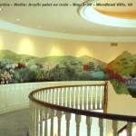 Examples Wall Mural Painting And Interior Exterior Sculpting