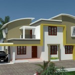 Exterior House Painting Kerala Home