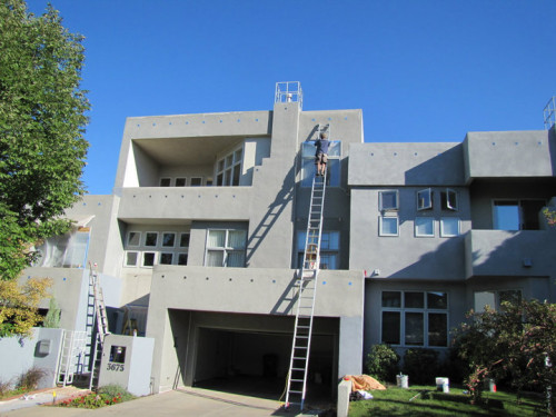 Exterior Painting Temperatures
