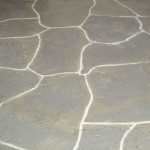 Faux Painted Concret Floors