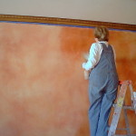 Faux Painting Walls
