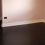Finished Bamboo Floor