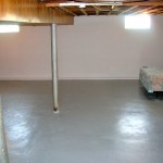 Floor And Its Steps Extraordinary Painting Basement Gray Color