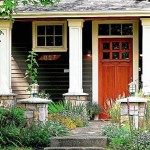 Front Door Ideas And Paint Colors For Exterior Wood Decoration