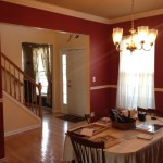 Gallery Dining Room Paint Ideas Two Tone Color For More