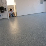 Garage Floor Coating Picture