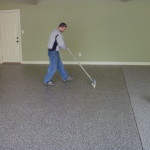 Garage Floor Epoxy Coating Paint