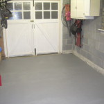 Garage Floor Finally Done More Less