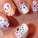 Get Ready Paint Your Nails Adorable Easter Egg Nail Art Ideas