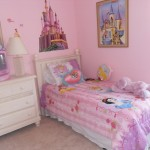 Girls Sweet Girl Room Painting And Decorating Ideas Colorful