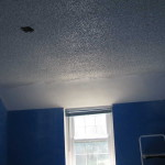 Graphy Above Other Parts How Paint Popcorn Ceiling