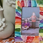 Great Gift Ideas Painted Pottery Picture Frame