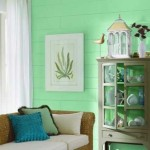 Green Paint Color Schemes Interior Trends
