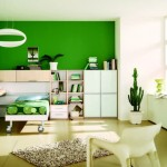 Green Wall Paint For Girls Bedroom