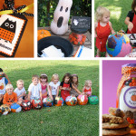 Halloween Pumpkin Ideas Painting Page