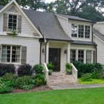 Hamilton Ask The Name Her Atlanta Home Exterior Paint Color