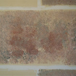 Here How Faux Paint Brick Wall Pattern