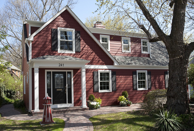 Homes Exterior Paint Colors Done Right