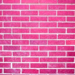 Hot Pink Brick Wall Texture Free High Resolution Dimensions