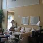 How About That For Great Idea Framing Moulding And Painting The