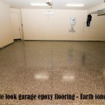 How Apply The Garage Floor Epoxy Coating Rolling Paint