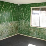 How Fun Ideas For Sponge Painting Walls Room