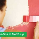 How Get Touch Ups Match For Wall Paint