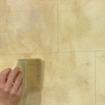 How Paint Faux Limestone Finish