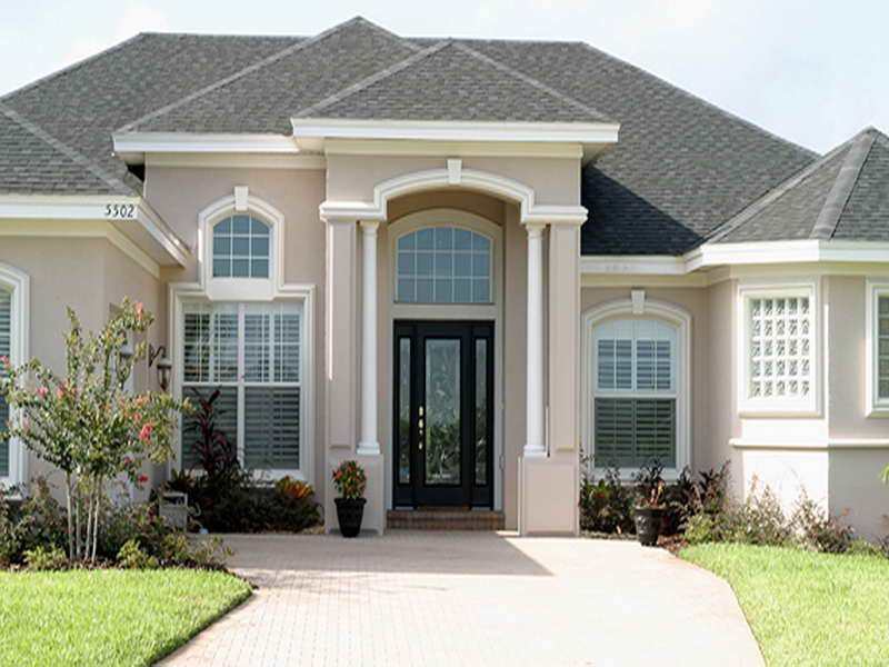How Paint House Exterior Neutral Color