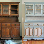 How Paint Old Furniture