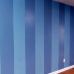 How Paint Wall Stripes