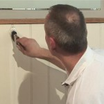How Paint Wood Paneling