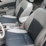 How Paint Your Car Interior For Two Tone Look