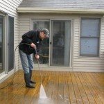 How Remove Deck Stain Create New From
