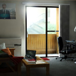 Image Shows Living Room Which Looks Like Very Typical Study