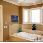 Inspirative Bathroom Color Ideas For Painting Brown