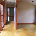 Interior Concrete Floor Cost Effective Beautiful And Durable