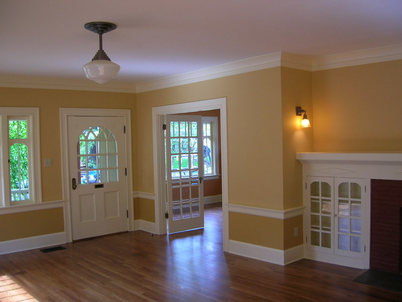 Interior House Painting How Paint Doors Windows Trim