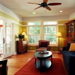 Interior How Pull Off Two Toned Walls Paint Colors