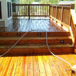Jaworski Coatings Provides Deck And Fence Painting