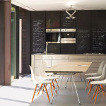 Kitchen Blackboard Decoration Ideas