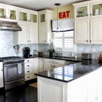 Kitchen Paint Color Ideas White Cabinets And Gas Stove