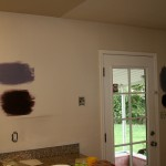 Kitchen Paint Samples