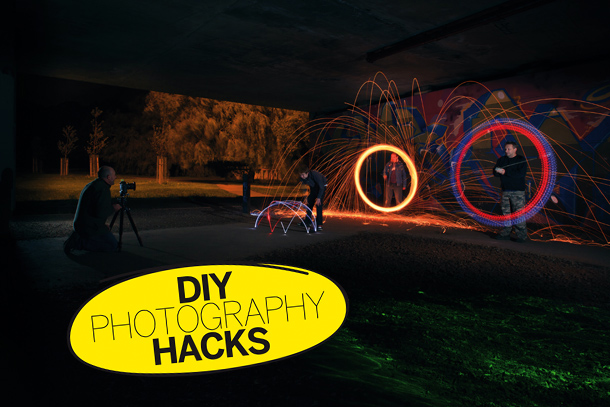 Light Painting Graphing Moving Build Image
