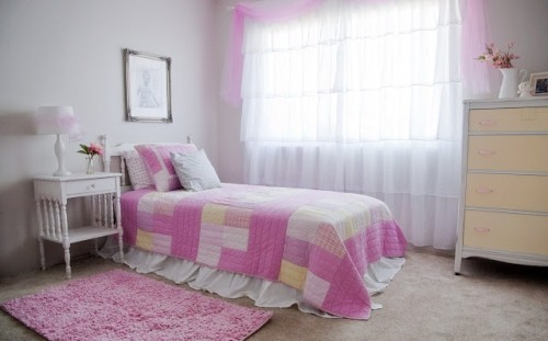 Little Girls Rooms Paint Ideas