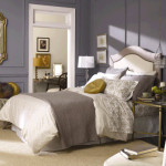 Livable Luxe Master Bedroom Special Gray Walls Snowbound Trim