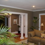 Living Room Mixed Befores And Afters Wall Color Eddie Bauer